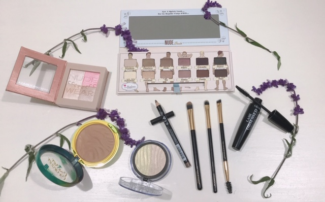 Makeup for summer