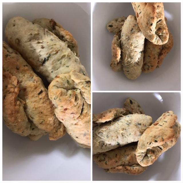 Mushroom bread recipe